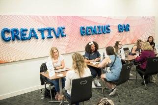 Creative Genius Bar