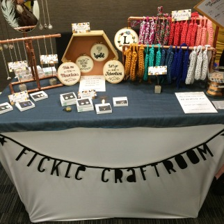 Fickle Craftroom Stall