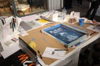 Portsmouth University Screen Printing