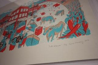 Katie Mowbray - Screen prints