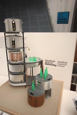 Thomas Fisher - Batch Microbrewery System