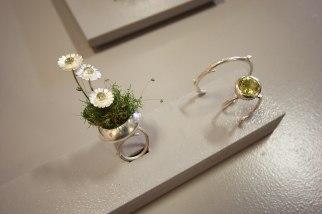 Alison Williams Jewellery - School of Jewellery Design, London.