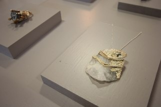 Jo Baker - School of Jewellery Design, London.