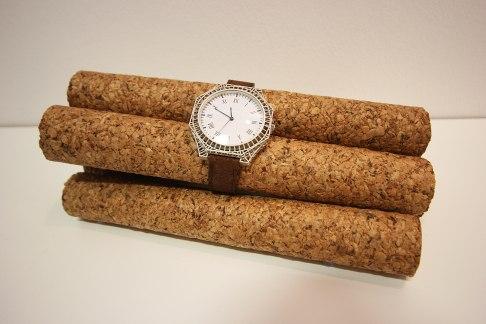 Nick Loth - Loughborough University. Silver Lattice Watch