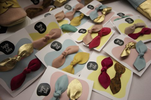Suede&Co Bows
