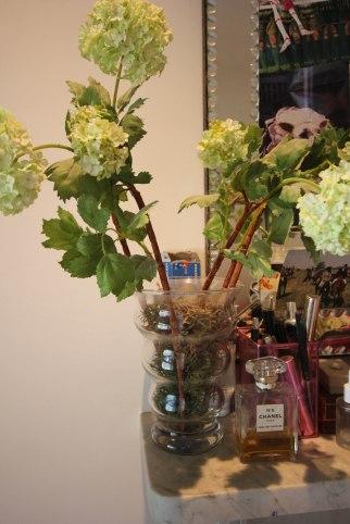 That vase