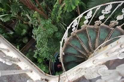 spiraling-down