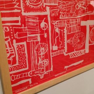 hammer-print-red
