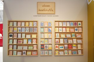 Alison Hardecastle - Card display