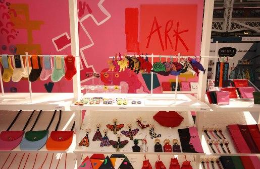 Ark - Display Shelves at Pulse