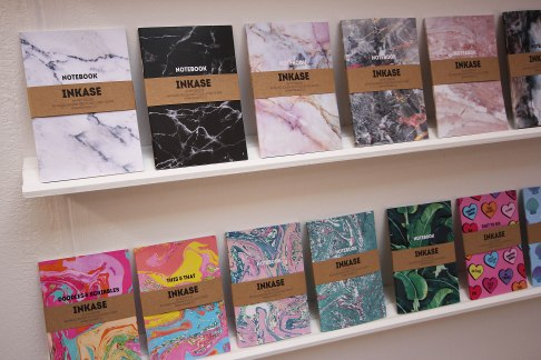 Inkase Notebooks