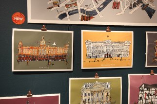 Katie Cardew - London Prints Collection