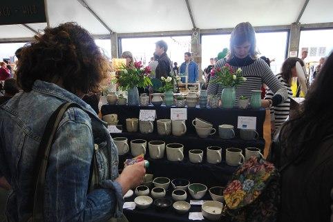 Limehouse Ceramics - Elizabeth's stand