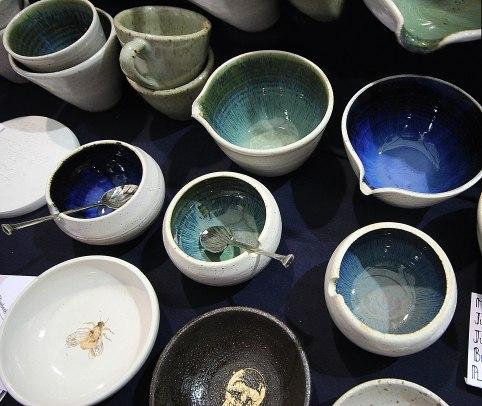 Limehouse Ceramics - New glaze recipes