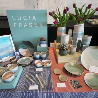 Lucia Fraser - Stall Display