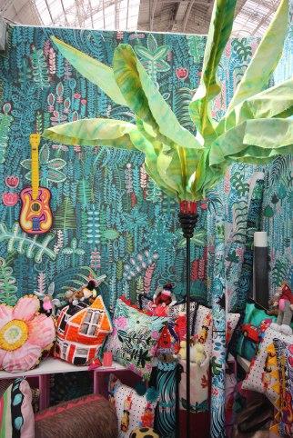 Lucy Tiffney - Palm Tree