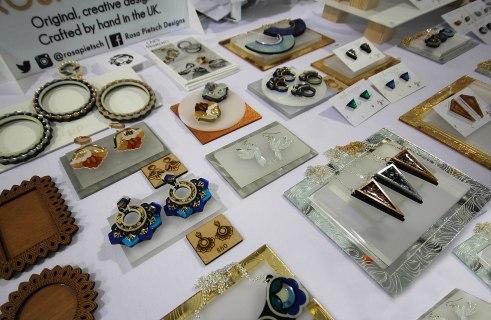 Rosa Pietsch - Acrylic Jewellery