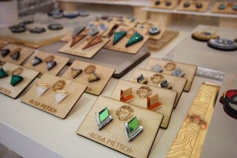Rosa Pietsch - Earrings