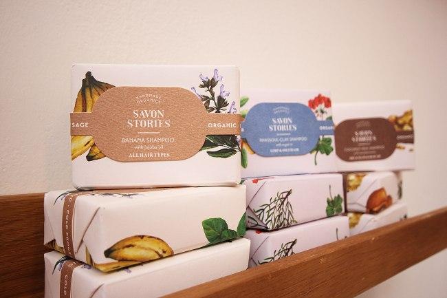 Savon Stories Organic Products