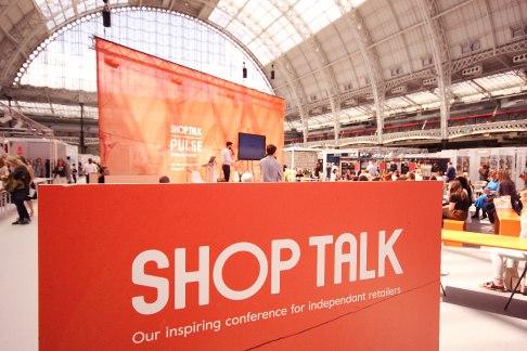 Shop Talk Stage