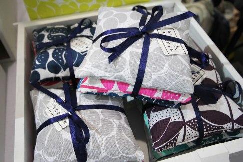 Silk & Screen - Lavender Bags