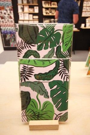 Wrap - Botanical Notebooks