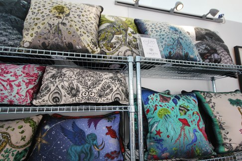 Emma Shipley - Cushions