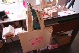 Marby & Elm Tote Bag