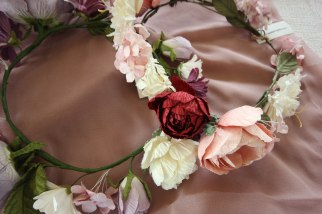 Posy & Pot Flower Crown