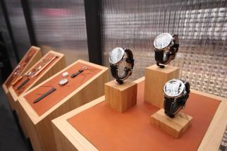 Shinola Detroit Watch Display