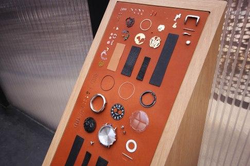 Shinola Detroit - Watch Parts