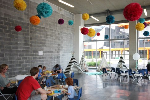 Urban Makers East - Crafts & Story Time