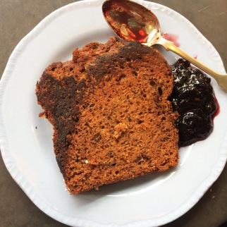 Toasted Cake & Jam