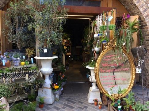 The English Flowerhouse