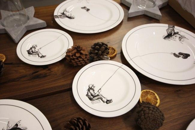 Alijoe Designs Plates