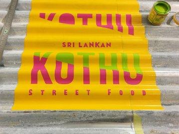 Kothu Kothu Street Food