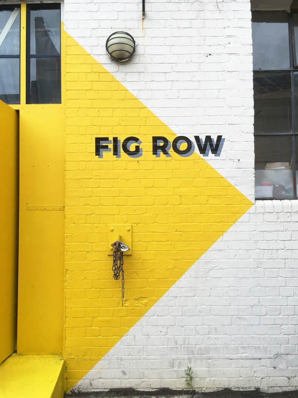Fig Row Studio Exterior