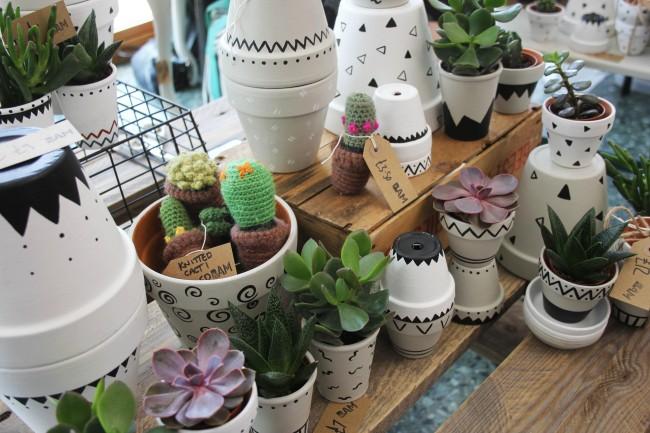 Bam London plant pots