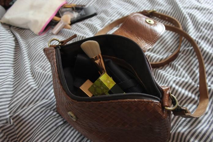 Make Up Bag Open